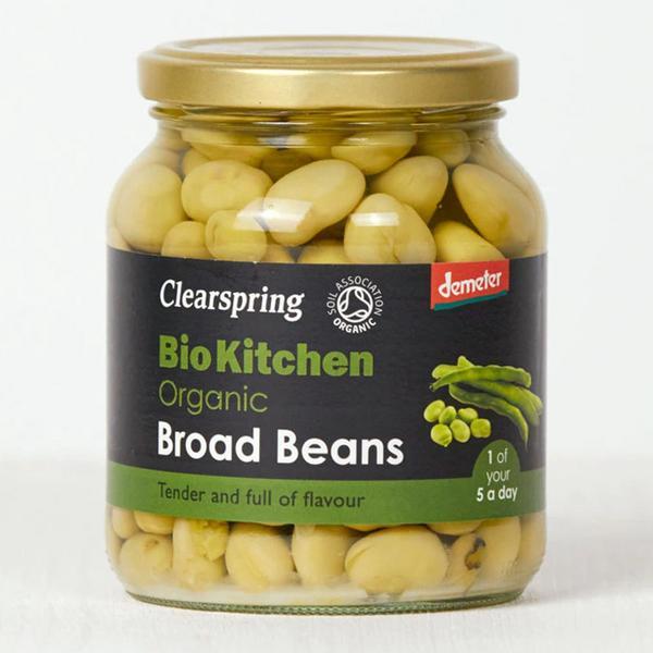 Broad Beans Demeter Bio Kitchen Vegan, ORGANIC