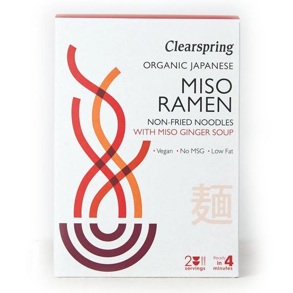Japanese Miso Ramen Soup Vegan, ORGANIC