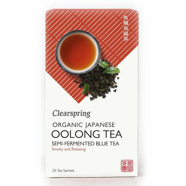 Oolong Tea Vegan, ORGANIC