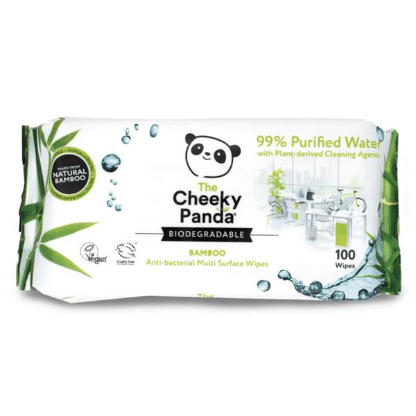Bamboo Biodegradable Baby Wipes Vegan
