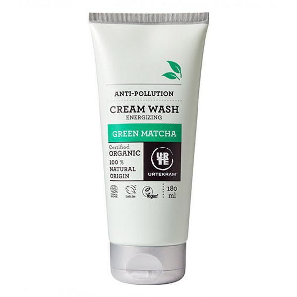 Green Matcha Cream Wash Vegan