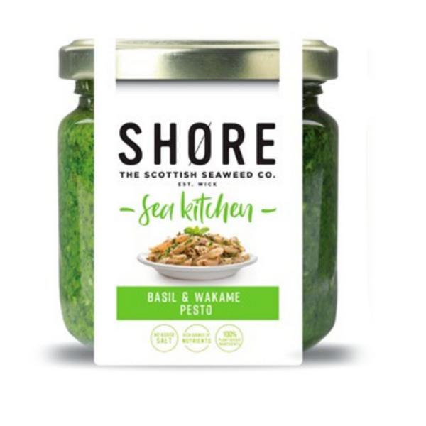 Italian Basil & Seaweed Pesto