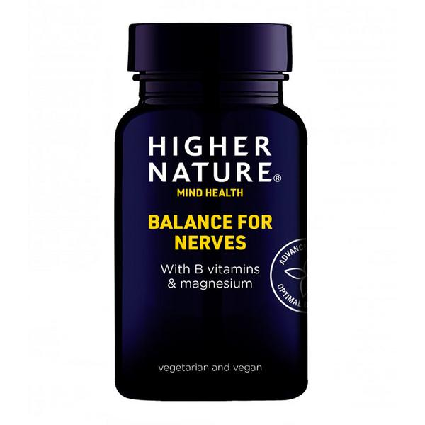 Balance For Nerves Capsules Vegan