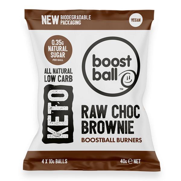 Raw Choc Brownie Balls Keto Gluten Free, Vegan
