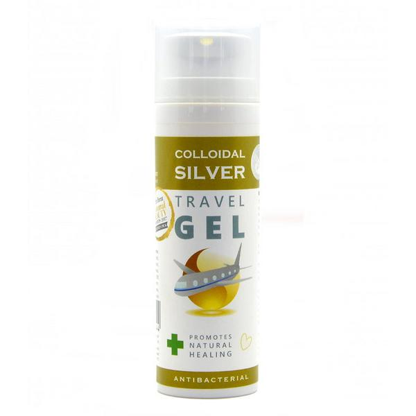 Colloidal Silver Travel Gel Vegan