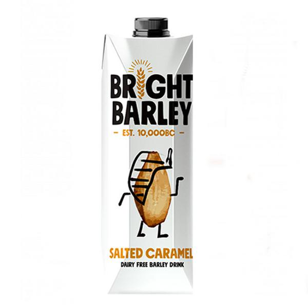 Salted Caramel Barley Drink Vegan