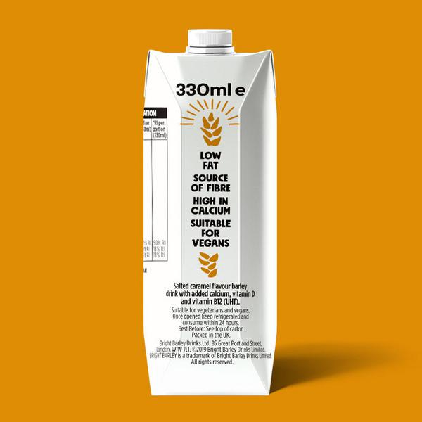 Salted Caramel Barley Drink Vegan image 2