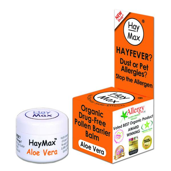 Aloe Vera Allergen Barrier Balm ORGANIC