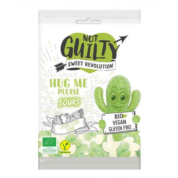 Hug Me Please Sour Acid Sweets Vegan, ORGANIC