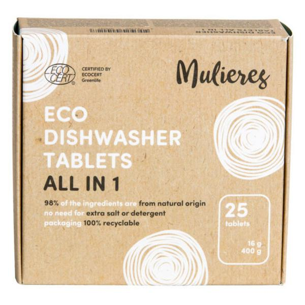 Eco All In One Dishwasher Tablets Vegan