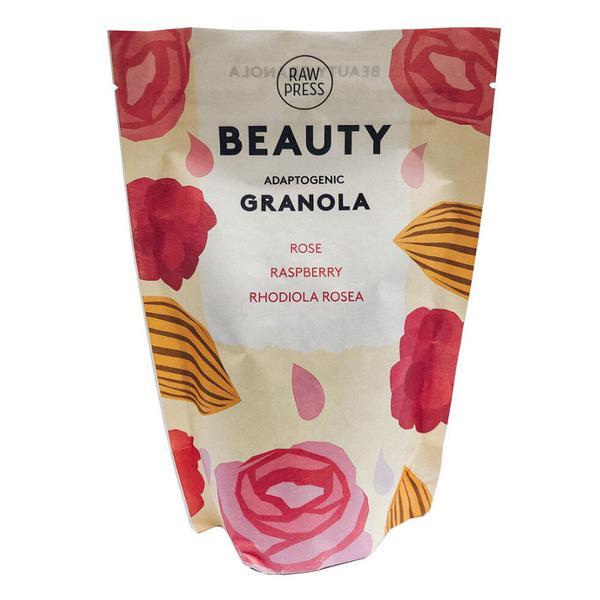 Beauty Adaptogenic Granola Gluten Free, Vegan