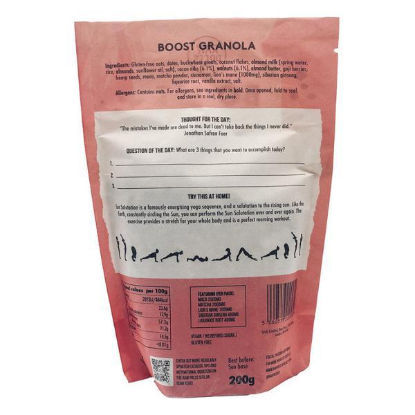Boost Adaptogenic Granola Granola Gluten Free, Vegan image 2