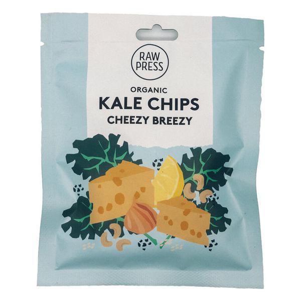 Cheezy Breezy Kale Chips Gluten Free, Vegan, ORGANIC