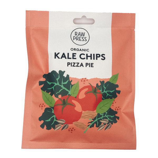 Pizza Pie Kale Chips Gluten Free, Vegan, ORGANIC