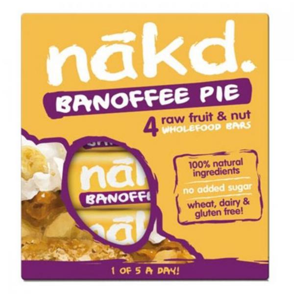 Banoffee Pie Snackbar