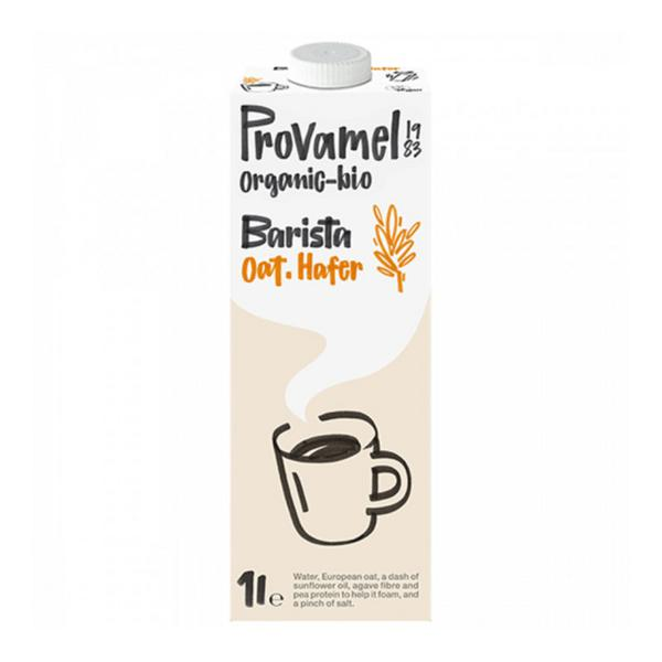Barista Oat Milk Vegan, ORGANIC