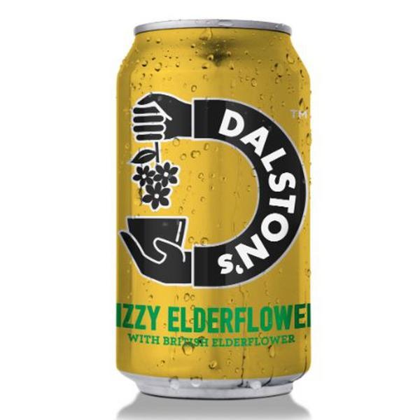 Fizzy Elderflower Drink Vegan