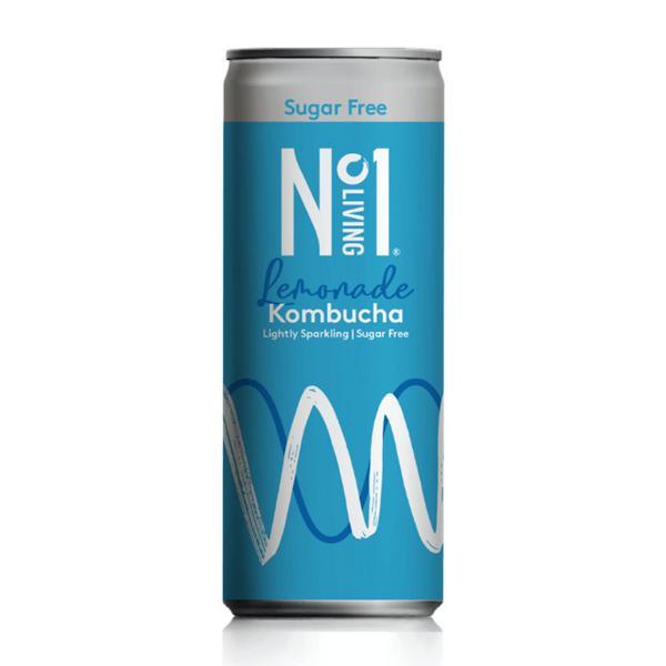 Lemonade Kombucha sugar free