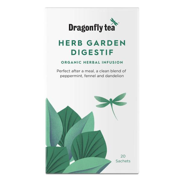 Herb Garden Digestif Infusion Tea Vegan, ORGANIC