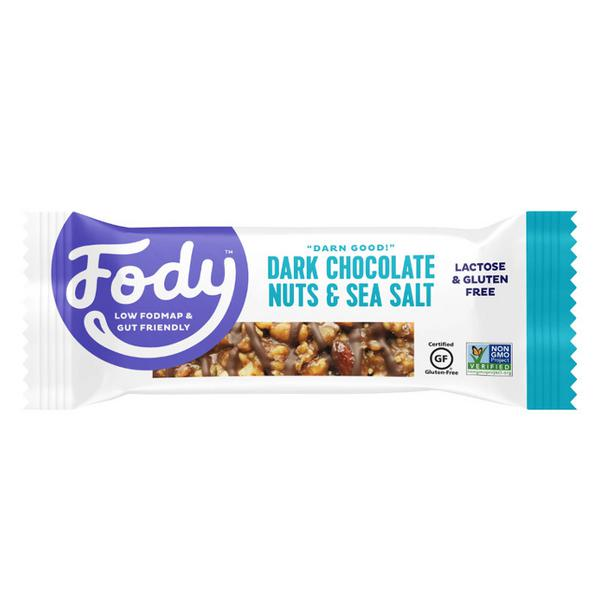 Dark Chocolate & Sea Salt Snackbar