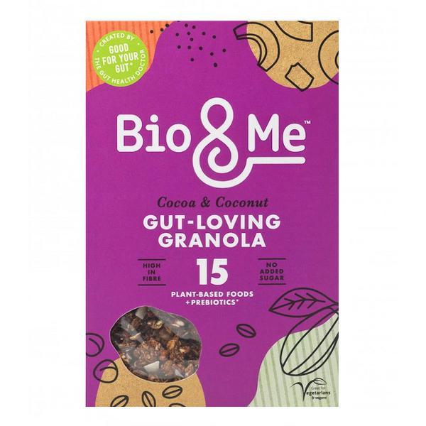 Cocoa & Coconut Gut Loving Granola