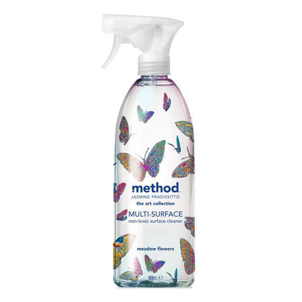 Meadow Flowers Multi-Purpose Cleaner Spray Vegan