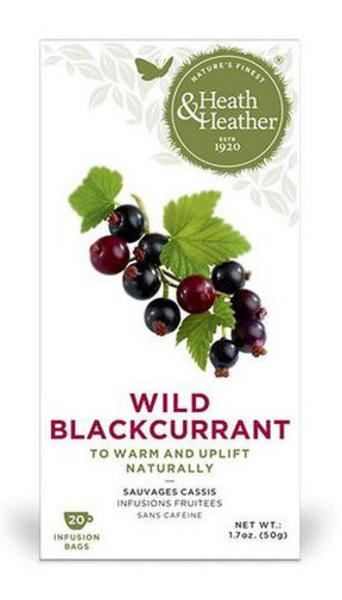 Wild Blackcurrant T-Bags
