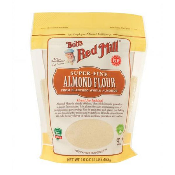 Blanched Almond Flour in 454g from Bob's Red Mill