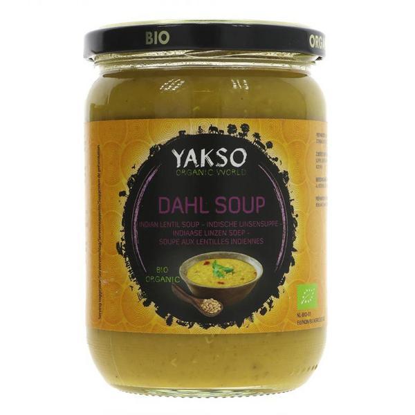 Indian Dahl Soup Vegan, ORGANIC