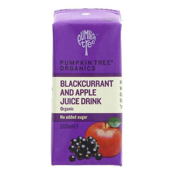 Blackcurrant & Apple Juice Drink