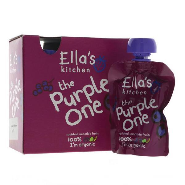 The Purple One Fruit Smoothie Multipack Vegan, ORGANIC
