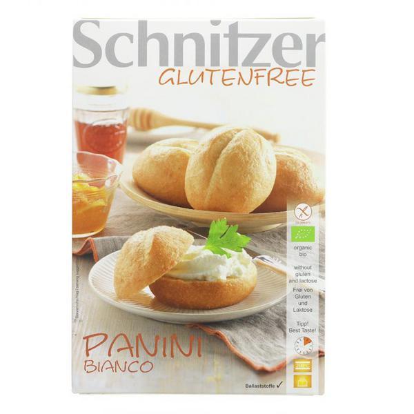 Panini Bianco Gluten Free, ORGANIC