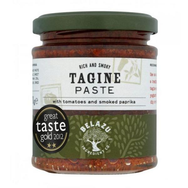 Rich & Smoky Tagine Paste Vegan, wheat free