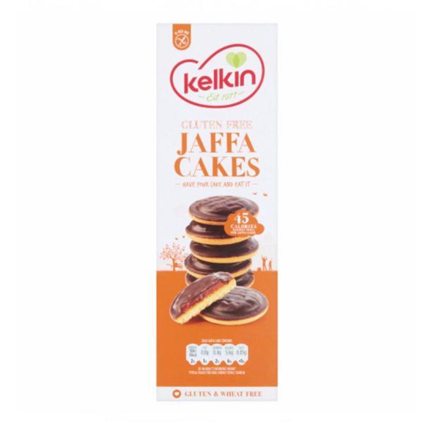 Jaffa Cakes dairy free, Gluten Free