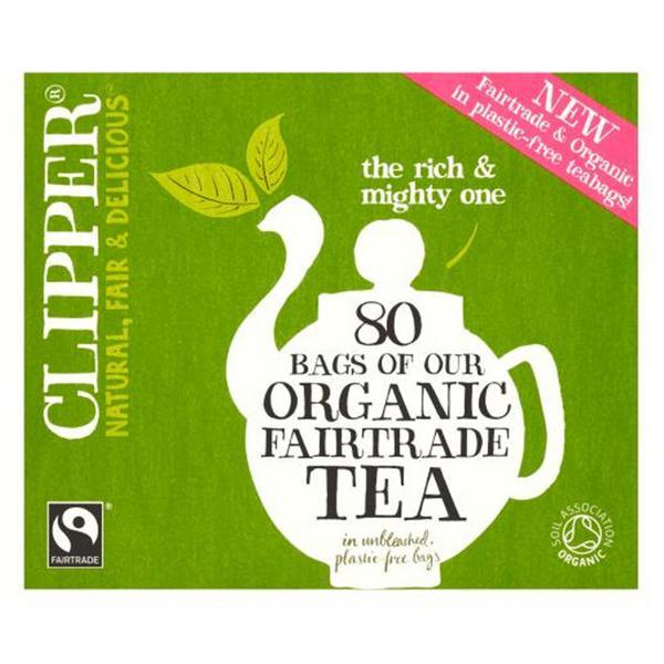 Everyday Tea FairTrade, ORGANIC