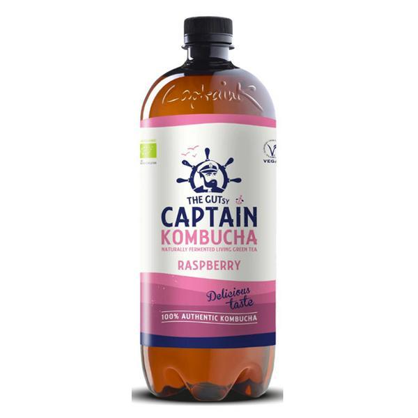 Raspberry Kombucha Vegan, ORGANIC