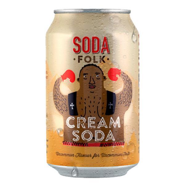 Cream soda Gluten Free