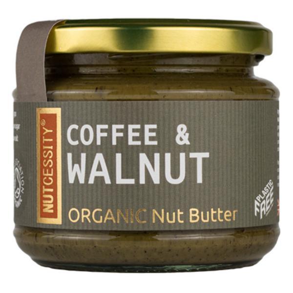 Coffee & Walnut dairy free, no added sugar, Vegan, ORGANIC