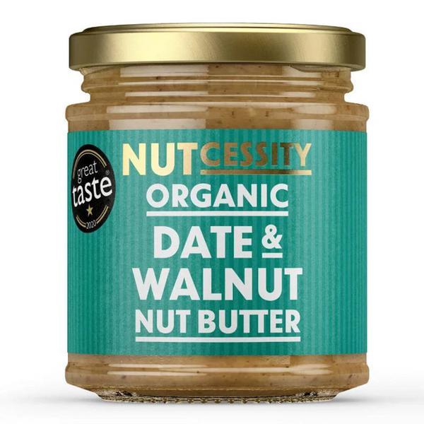 Date & Walnut UK dairy free, no added sugar, Vegan, ORGANIC