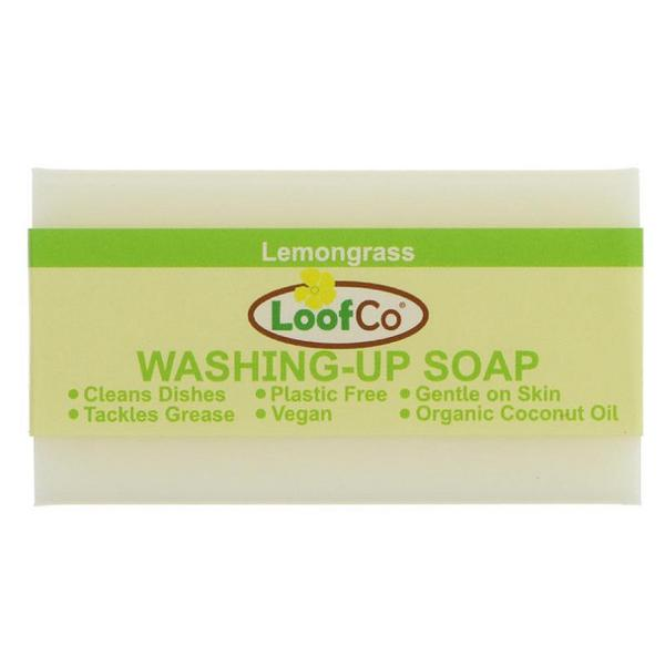 Washing Up Soap Lemongrass Vegan