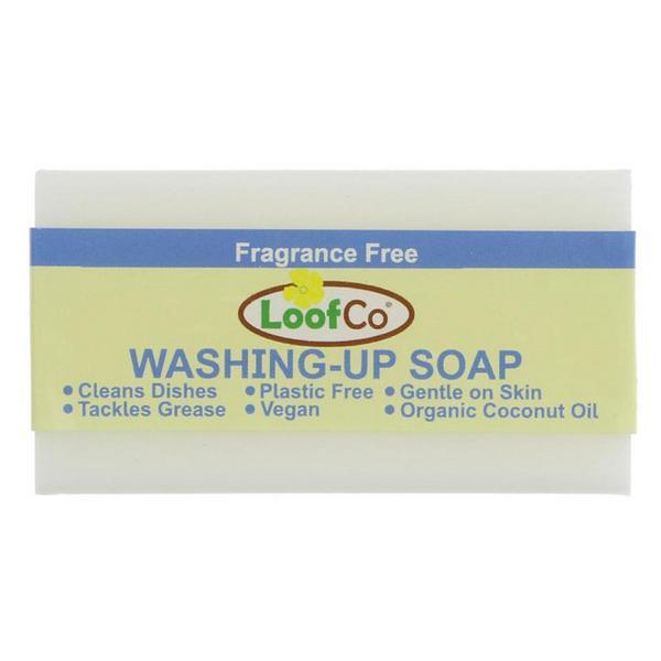 Washing Up Soap Fragrance Free Vegan