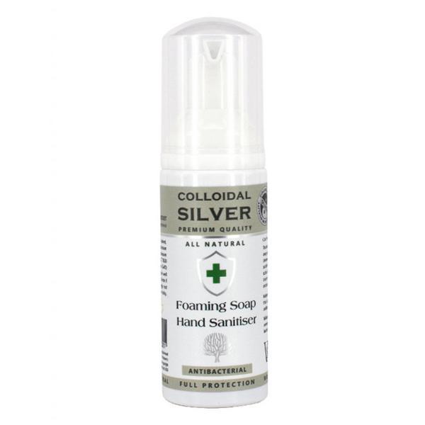 All Natural Anti Bacterial Foaming Soap Hand Sanitiser Vegan