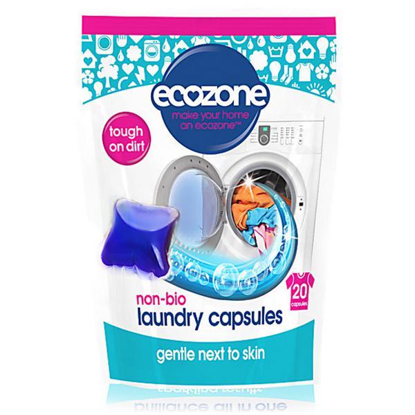 Non-Bio Laundry Capsules Vegan