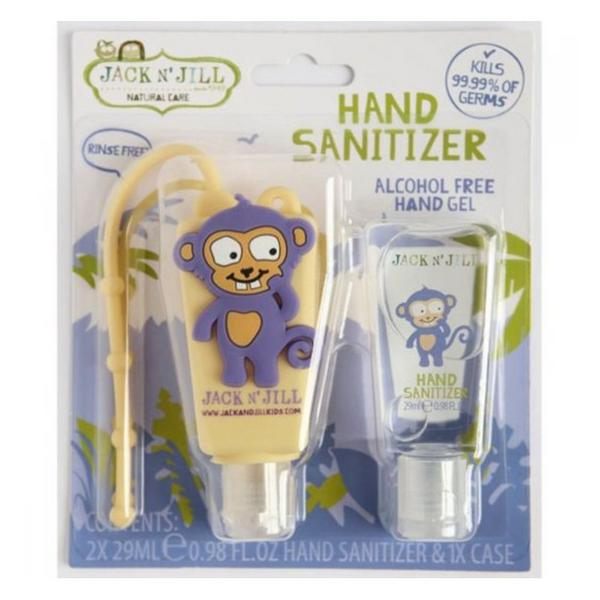 Hand Sanitiser Monkey