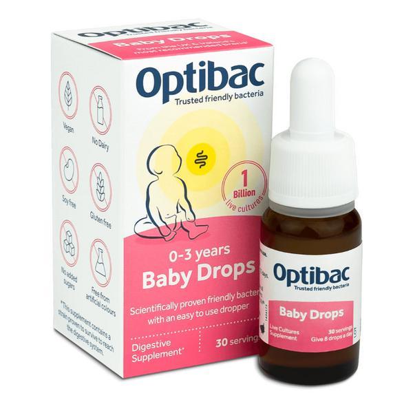 For your baby Probiotic Vegan