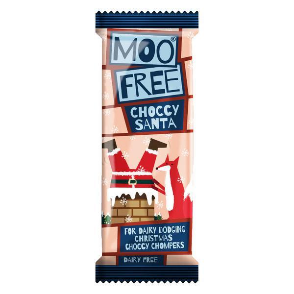 Santa Claus Chocolate Vegan, ORGANIC