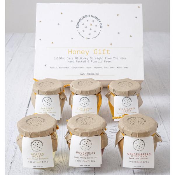 Honey Gift Set Of 6 Jars