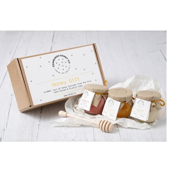 Woodland Set of Honey 3 Jars