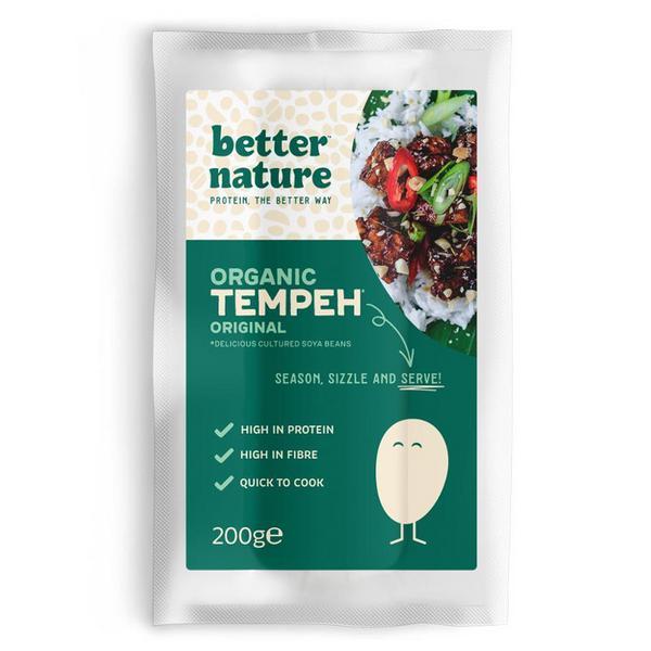 Organic Tempeh Vegan, ORGANIC