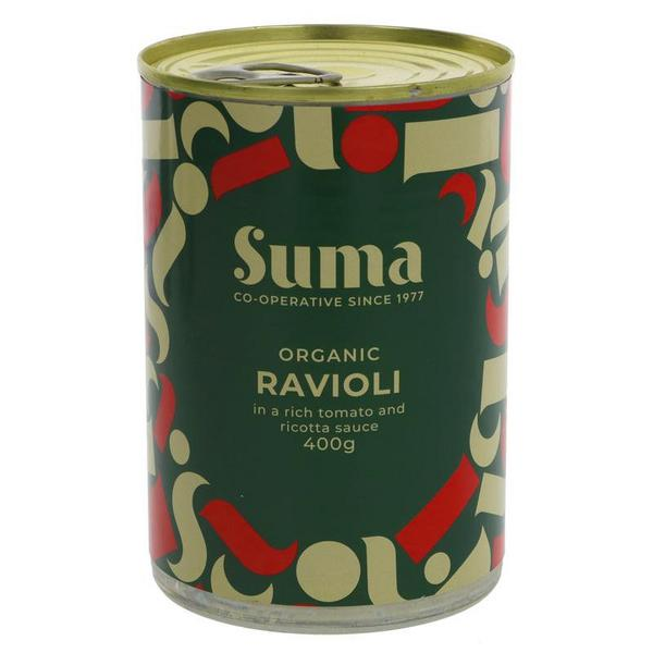 Ravioli Tomato & Ricotta ORGANIC